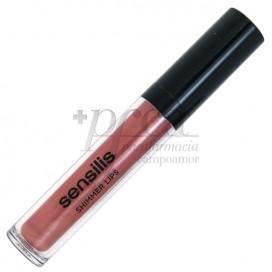 SENSILIS SHIMMER LIPS BRILLO DE LABIOS 04 ROSE SABLE