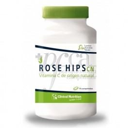 CN ROSE HIPS VITAMINA C 70 COMPS