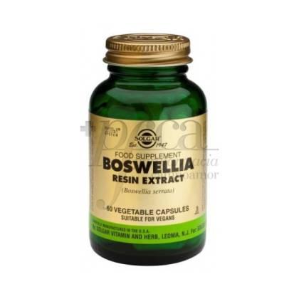 BOSWELLIA EXTRACTO DE RESINA 60 CAPS