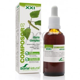 COMPOSOR 07 DIURIN COMPLEX SXXI 50 ML SORIA NATURAL
