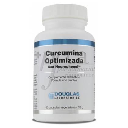 CURCUMINA OPTIMIZADA CON NEUROPHENOL 60 CAPS