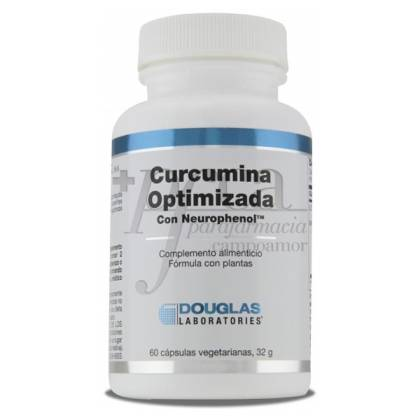 CURCUMINA OTIMIZADA COM NEUROPHENOL 60 CÁPSULAS