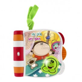 CHICCO TALKING BOOK +6M