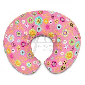 CHICCO ALMOHADA DA LACTANCIA BOPPY FLOWERS