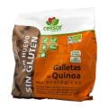 GALLETAS DE QUINOA SIN GLUTEN 200 G SORIA NATURAL