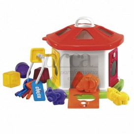 CHICCO LITTLE HOUSE OF ANIMALS