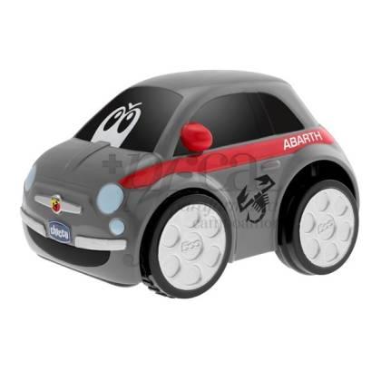 CHICCO TURBO STUNT ROTBRAUN CAR 3J+