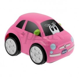 CHICCO TOUCH FIAT 500 ROSA 2A+