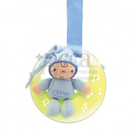CHICCO GOOD NIGHT MOON PANEL DE CAMITA AZUL 0M+