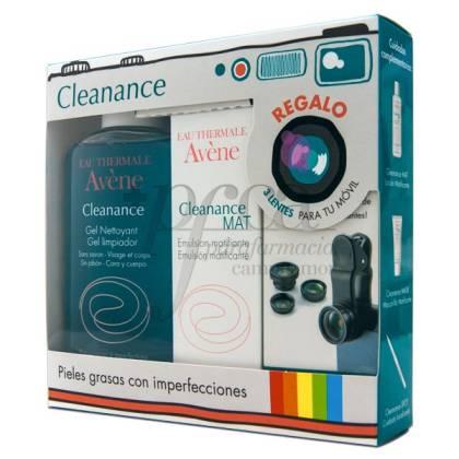 AVENE CLEANANCE MAT 40ML GEL 200ML GESCHENK PROMO