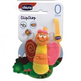 CHICCO CLIP CLAP BUTTERFLY PACIFIER CLIP 1 UNIT