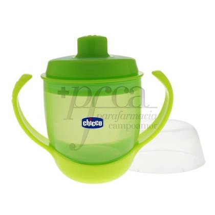 CHICCO GREEN CUP +12M 180ML