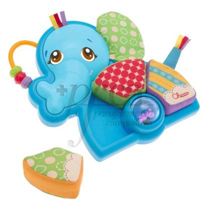 CHICCO MR ELEPHANT PUZZLE +6M