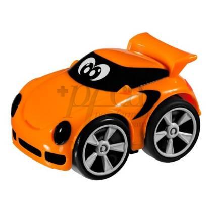 CHICCO ORANGE STUNT CAR +3Y