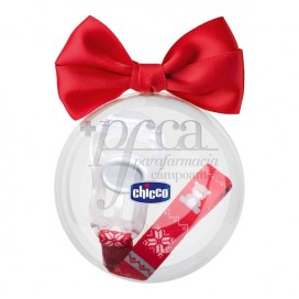 CHICCO CLIP CHRISTMAS EDITION +0M