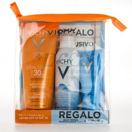 IDEAL SOLEIL SPF 30 LECHE 300 ML + REGALO PROMO