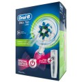 ORAL-B ELECTRONIC TOOTHBRUSH PRO 750 CROSS ACTION PINK PROMO