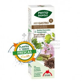 PHYTO-BIOPOLE MIX GASTRO 15 50ML