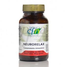 NEURORELAX 60 CAPS (NEUROCONTROL)