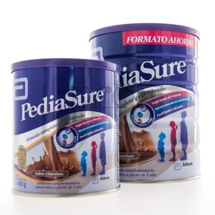 PEDIASURE CHOCOLATE FLAVOUR 850 G + 400 G PROMO