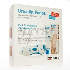 UREADIN PODOS GEL OIL 75ML + LIMA ELECTRICA PROMO
