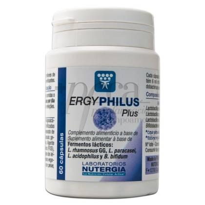 ERGYPHILUS PLUS 60 KAP NUTERGIA