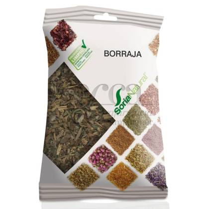 BORRAGEM 40 G SORIA NATURAL R.02042