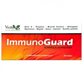 INMUNO GUARD 20 VIALES