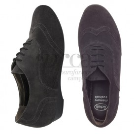 ZAPATO SCHOLL MAYMA GRIS OSCURO N39