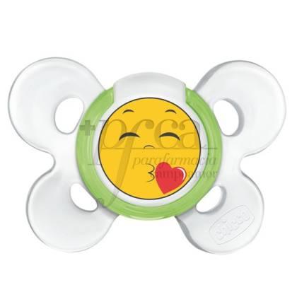 CHICCO PHYSIO SMILE SILICONE +4M