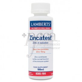 ZINCATEST LIQUID 100ML