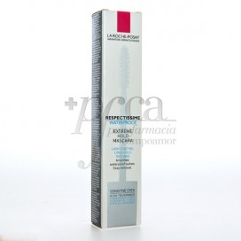 RESPECTISSIME MASCARA DE PESTAÑAS WATERPROOF 7,6ML