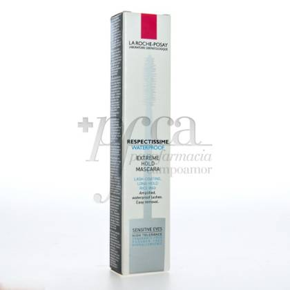 RESPECTISSIME WATERPROOF MASCARA 7,6ML