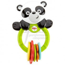 FISHER PRICE SONAJERO ZOO PANDA CLIC CLAC 3M+