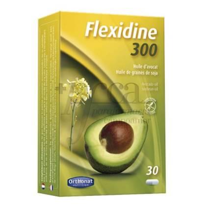 FLEXIDINE 300 30 CÁPSULAS