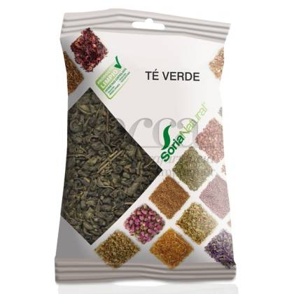 GREEN TEA 70 G SORIA NATURAL R.02190