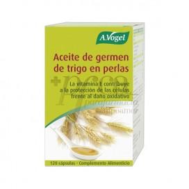 ACEITE GERMEN DE TRIGO 120 PERLAS AVOGEL