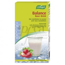 BALANCE BASE DRINK 14 SOBRES AVOGEL