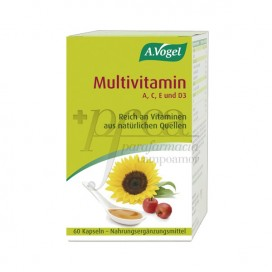 MULTIVITAMIN 60 CAPS AVOGEL