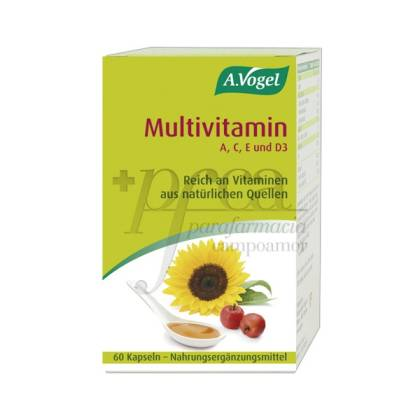 MULTIVITAMIN 60 KAPSELN A VOGEL