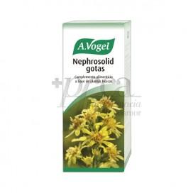 NEPHROSOLID DROPS 10 ML A VOGEL