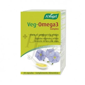 OMEGA 3 COMPLEX 30 CAPS AVOGEL