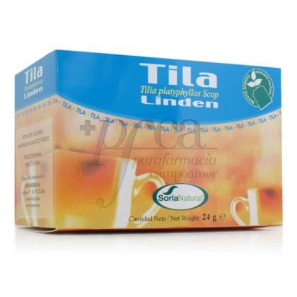 LIME TREE TEA SORIA NATURAL R.03037
