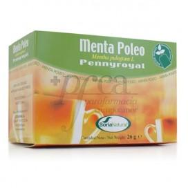 MENTA POLEO INFUSION 20 BOLSAS