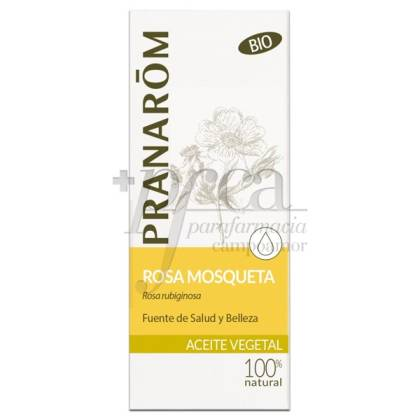ROSE HIP OIL BIO 50ML PRANAROM