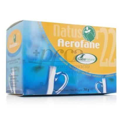 NATUSOR 22 AEROFANE TEE SORIA NATURAL R.03050