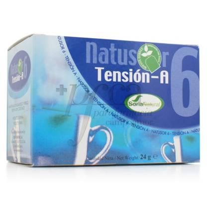 NATUSOR 6 TENSION A INFUSÃO SORIA NATURAL R.03052