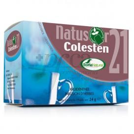 NATUSOR 21 - COLESTANE INFUSION R.03053