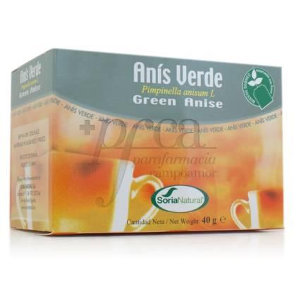 GREEN ANISE TEA 40 G SORIA NATURAL R.03063