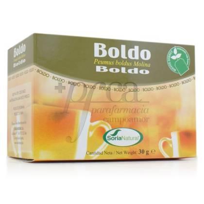 BOLDO TEA SORIA NATURAL R.03064